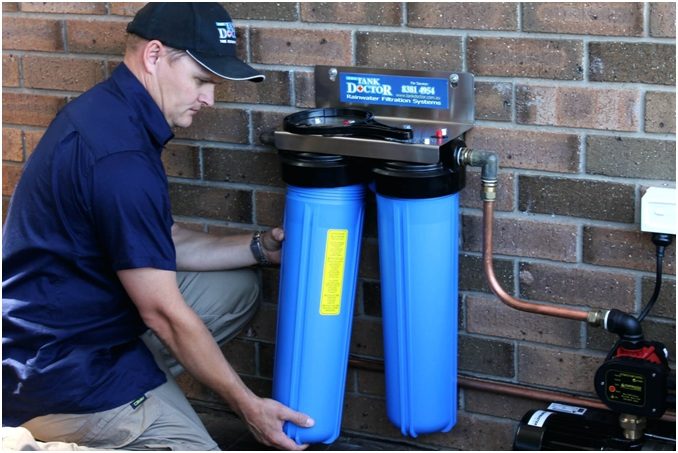 What Is The Right Way To Install A Whole-House Water Filter